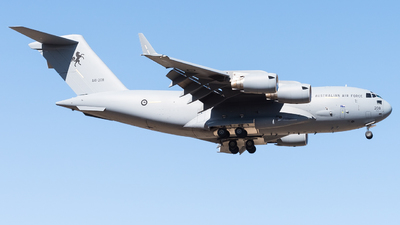 A41-208 - Boeing C-17A Globemaster III - Australia - Royal Australian Air Force (RAAF)