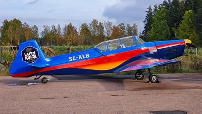 SE-XLB - Zlin 526F - Private