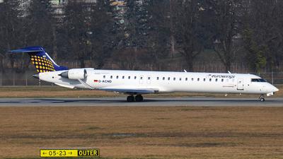 D-ACND - Bombardier CRJ-900LR - Eurowings