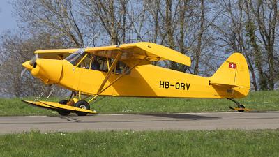 A picture of HBORV - Piper PA18150 Super Cub - [18MDC1040] - © Alex