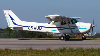 CS-AUD - Reims-Cessna F172M Skyhawk - Aero Club do Porto
