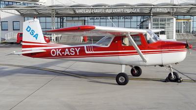 A picture of OKASY - Cessna 150D - [15060630] - © Václav Kudela