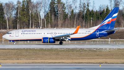 A picture of VPBMD - Boeing 7378MC - Aeroflot - © Alexey Perfilyev