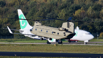 14-08169 - Boeing CH-47F Chinook - United States - US Army Air Force (USAAF)