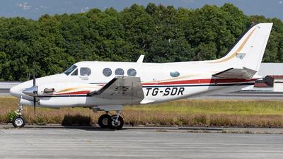 TG-SDR - Beechcraft C90B King Air - Private
