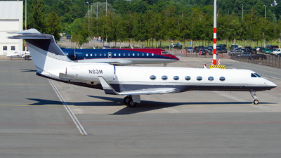N63M - Gulfstream G550 - Private