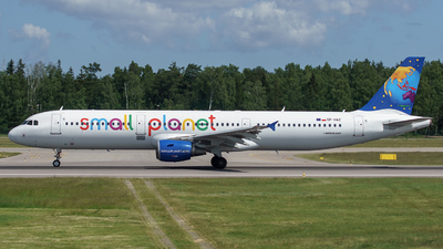 SP-HAZ - Airbus A321-211 - Small Planet Airlines Polska
