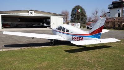 I-SEFA - Piper PA-28-180 Cherokee Challenger - SEFA Aviation Academy