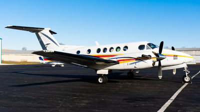 N580BK - Beechcraft 200 Super King Air - Private