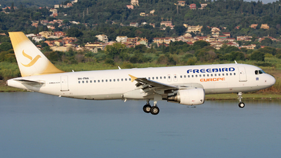 9H-FHA - Airbus A320-214 - Freebird Europe