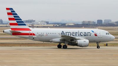 N752US - Airbus A319-112 - American Airlines