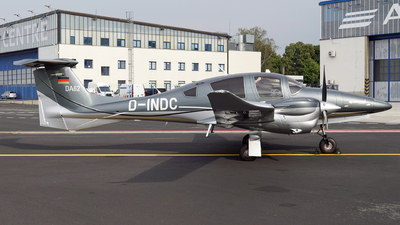 D-INDC - Diamond Aircraft DA-62 - Private