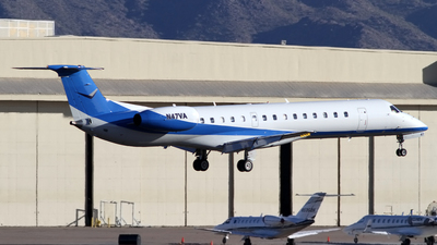 A picture of N47VA - Embraer ERJ145LR - [145110] - © Jeremy D. Dando