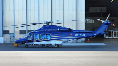 A picture of VHNUB - AgustaWestland AW139 - Babcock MCS Onshore - © George Canciani