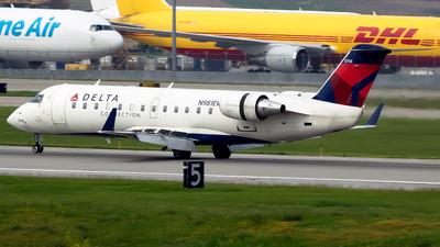 N981EV - Bombardier CRJ-200ER - Delta Connection (Endeavor Air)