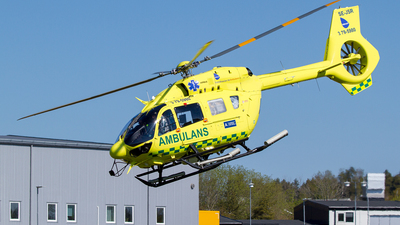 SE-JSR - Airbus Helicopters H145 - Babcock Scandinavian AirAmbulance