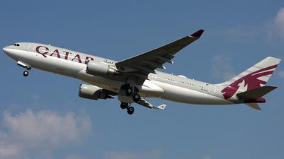 A7-HJJ - Airbus A330-203 - Qatar - Amiri Flight