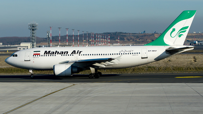 A picture of EPMNF - Airbus A310304 - Mahan Air - © Alp AKBOSTANCI