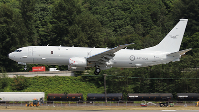 A47-009 - Boeing P-8A Poseidon - Australia - Royal Australian Air Force (RAAF)