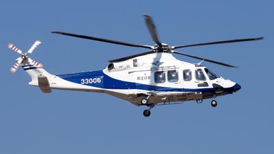 33006 - Agusta-Westland AW-139 - China - Police