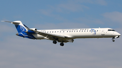 B-3229 - Bombardier CRJ-900LR - China Express Airlines