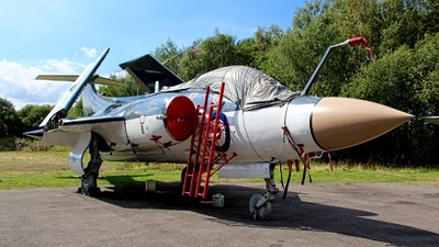 XN974 - Blackburn Buccaneer S.2B - Yorkshire Air Museum