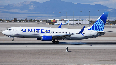 A picture of N39297 - Boeing 737824 - United Airlines - © Taxi_Way_