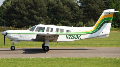 N220BK - Piper PA-32RT-300 Lance II - Private