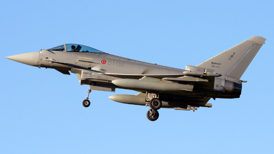 MM7356 - Eurofighter Typhoon EF2000 - Italy - Air Force