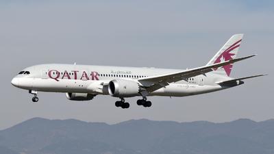 A picture of A7BCJ - Boeing 7878 Dreamliner - Qatar Airways - © Georgi Vatafov