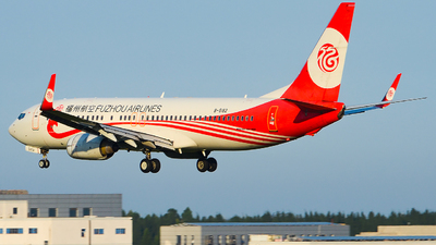 B-5182 - Boeing 737-808 - Fuzhou Airlines
