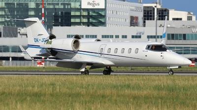 OK-JDM - Bombardier Learjet 60XR - ABS Jets