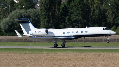 N721MC - Gulfstream G-IV - Private