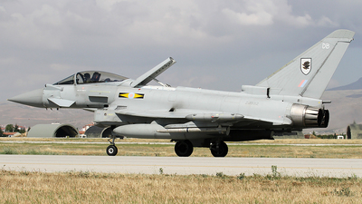 ZJ932 - Eurofighter Typhoon FGR.4 - United Kingdom - Royal Air Force (RAF)