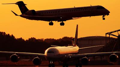 D-ACKK - Bombardier CRJ-900ER - Lufthansa Regional (CityLine)
