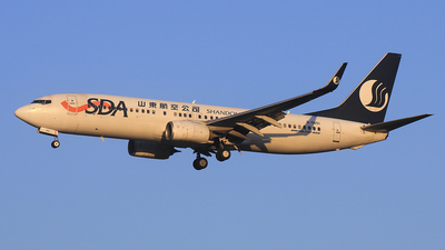 B-5651 - Boeing 737-85N - Shandong Airlines