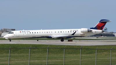 A picture of N839SK - Mitsubishi CRJ900LR - Delta Air Lines - © DJ Reed - OPShots Photo Team