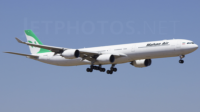EP-MMI - Airbus A340-642 - Mahan Air