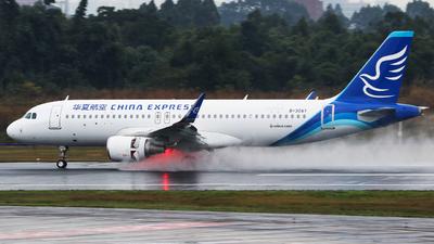 B-30AY - Airbus A320-214 - China Express Airlines