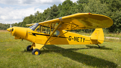 G-NETY - Piper PA-18-150 Super Cub - Private