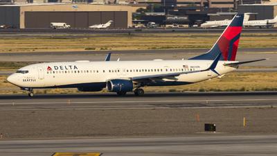 N809DN - Boeing 737-932ER - Delta Air Lines