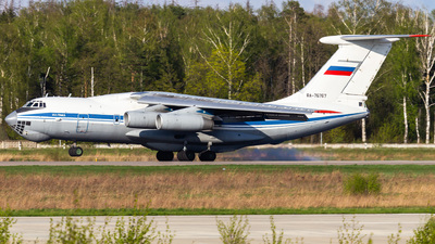 RA-76767 - Ilyushin IL-76MD - Russia - Air Force