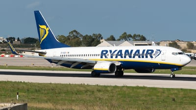 EI-EGD - Boeing 737-8AS - Ryanair