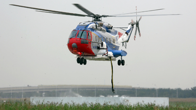 002 - Avicopter AC-313 - China Aviation Industry Corporation - AVIC