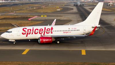 VT-SLB - Boeing 737-7GL - SpiceJet