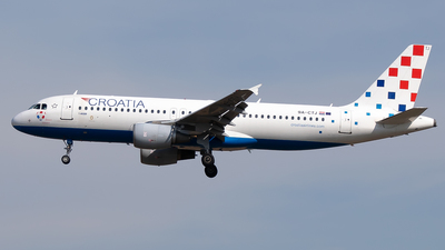 A picture of 9ACTJ - Airbus A320214 - Croatia Airlines - © Christian  Duda