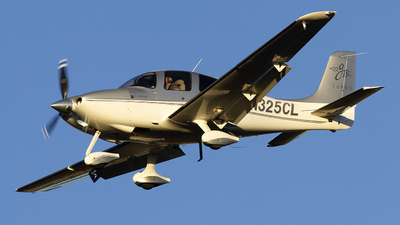 N325CL - Cirrus SR22-GTSx G3 Turbo - Private