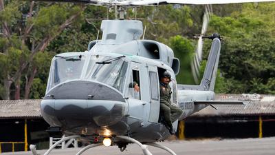 FAH-971 - Bell 412SP - Honduras - Air Force