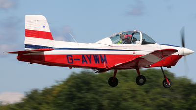 A picture of GAYWM - AESL Airtourer Super 150 - [A534] - © Brian T Richards