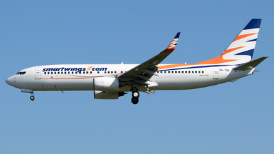 A picture of OKTSU - Boeing 7378FZ - Smartwings - © Sandra